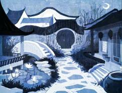 Chinese Garden Early Concept